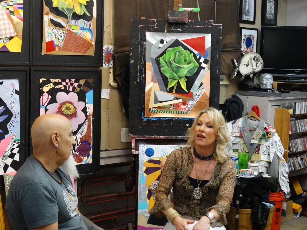 Sarah Hale Folger with Bert 7